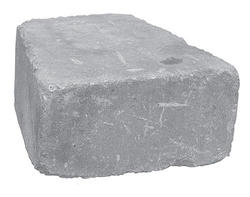 "3-1/2"" x 7"" x 7"" Belgian Wedge Wall Block"