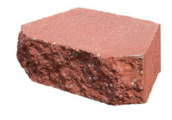 "4"" x 11-1/2"" x 7"" Breckenridge Retaining Block"