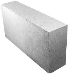 "4"" Solid Construction Block"