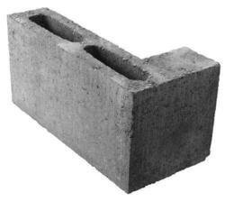 """4"""" L-Corner Block"""