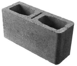 """6"""" Double Bullnose End Block"""