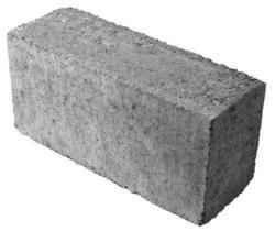 "6"" Solid Construction Block"