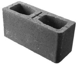 "6"" Single Bullnose Block"