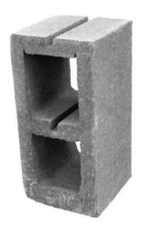 "8"" Utility Knockout Block"