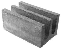 "10"" Bond Beam Block"