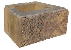 "6"" x 18"" x 12"" Denver Straight Retaining Block"
