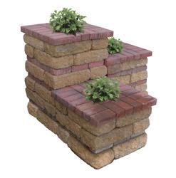 Echelon Planter. Price includes landscape block and detailed plans.