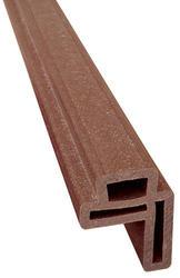 12' UltraDeck Rustic Redw Pinnacle Handrail