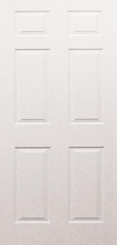 36 Best Raised Ranch Renovation Images On Pinterest: Mastercraft Primed Wood Grain Raised 6-Panel Interior Door