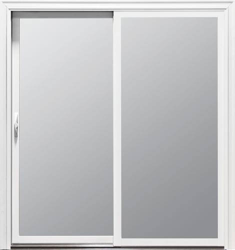 Mastercraft P 8 Aluminum Clad 72 X 80 Sliding Patio Door W 1 Lite Low E Glass At Menards