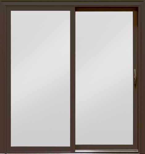 Mastercraft p 8 aluminum clad 72 x 80 sliding patio door for 72 x 80 exterior door