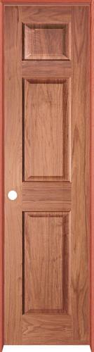 Mastercraft cherry 6 panel prehung interior door at menards for 18 x 80 prehung interior door