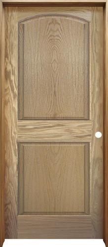 36 Best Raised Ranch Renovation Images On Pinterest: Mastercraft Oak Arched Raised 2-Panel Prehung Interior