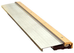 "Mastercraft® 36"" Aluminum Adjustable Exterior Sill"