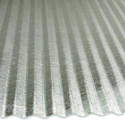 16' Mini Corrugated Galvanized Steel