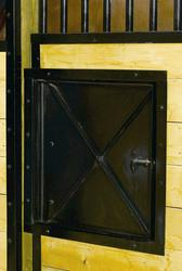 Horse Stall Swing Out Utility Door
