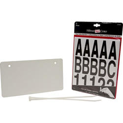 ATV/UTV License Plate Kit