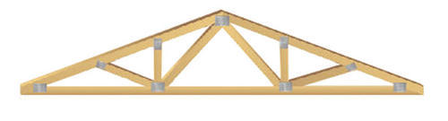 4039 4 12 post frame truss for 40 foot roof truss