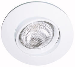 "4"" Halogen Swivel Head-Recessed Light"