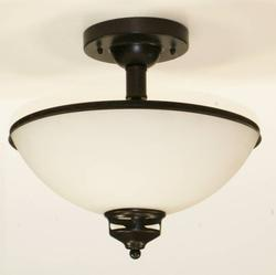 "Ancona 12"" Semiflushmount Ceiling Light"