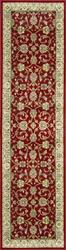 """Natco Paige Adelaide Red Area Rug 2' x 7'6"""""""