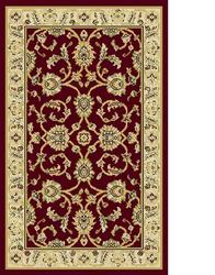 """Natco Paige Adelaide Red Area Rug 1'10"""" x 3'"""
