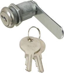 N192-484  - 825 Door/Drawer Keyed Alike Utility Locks in Chrome