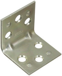 N285-510  - 121 Corner Braces in Zinc plated
