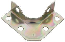 N348-318  - V415 Corner Braces in Stainless Steel