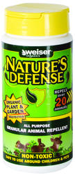 Nature's Defense 22 oz. All Purpose Granular Animal Repellent