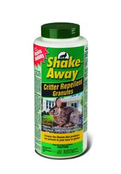Shake Away Critter Repellent Granules