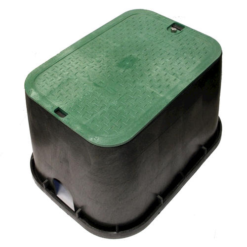 14 X 19 Valve Box With Overlapping Bolt Down Cover Sewer