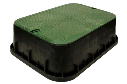 13 X 20 X 6 Tapered Box Overlapping Cover Icv At