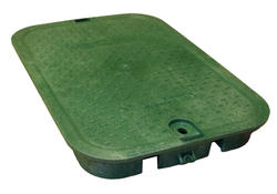 113 Series overlapping valve box cover - Electrical