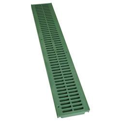 2' Spee-D Channel Drain Grate, Green