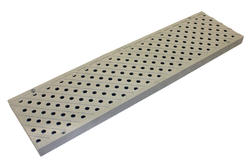 "5"" x 20"" Pedestrian Traffic Channel Grate"