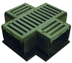 Spee-D Channel Fabricated Cross and Grate