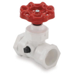 "3/4"" Stop and Waste Valve"