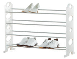 neatfreak 20-Pair Stackable Shoe Rack