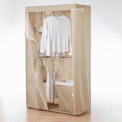 neatfreak Double Hanging Armoire with Shelves