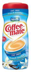 NESTLE® COFFEE-MATE® Fat Free French Vanilla Powder Coffee Creamer - 15 oz.