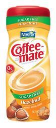 NESTLE® COFFEE-MATE® Sugar Free Hazelnut Powder Coffee Creamer - 15 oz.