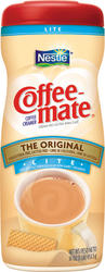 CoffeeMate Powder Original Lite