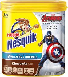 NESTLE® Nesquik® Chocolate Powder - 18.7 oz.