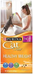 Purina Cat Chow Healthy Weight Cat Food - 6.3 lbs