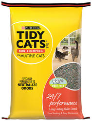 Purina Tidy Cats 24/7 Performance Cat Litter - 40 lbs