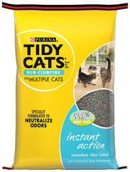 Purina Tidy Cats Instant Action Cat Litter - 40 lbs