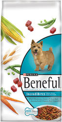 Beneful IncrediBites Dog Food - 7 lbs