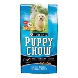 Purina Puppy Chow Dog Food - 8 lbs