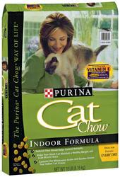 Purina Cat Chow Indoor Cat Food - 16 lbs
